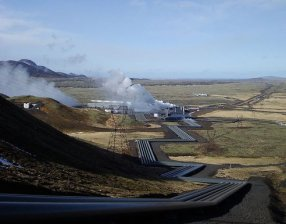 HellisheidiPowerStation US Geothermal Power Capacity Increased by 147 MW in 2012