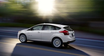 focuselectric 2013 Ford Focus Electric Awarded 5 Star Rating for Safety by NHTSA
