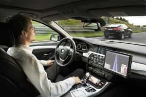 BMW Autonmous Car 300x200 BMW and Continental to Create Autonomous Cars by 2025