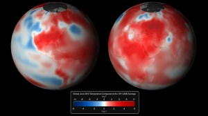 NOAA Climate Change 300x168 NOAA Study Demonstrates Global Warming Over Land is Real