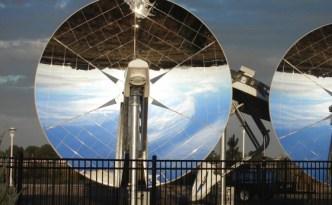 Parabolic Solar Dish