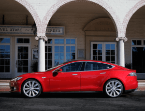 Tesla Model S 300x230 Tesla Motors Profits First Quarter of 2013, Plans to Increase Production