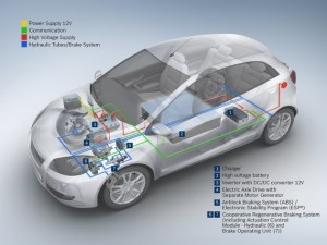 bosch electric car 300x225 EVs to Feat 180 Miles per Charge by 2020, Says Bosch