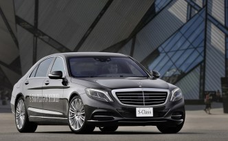 Mercedes Benz S500 PHEV, 78mpg