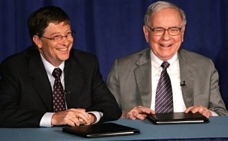 Gates and Buffett