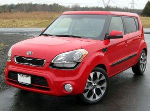 kiasoul 300x223 Kia Soul EV to Have 85% Recyclable Materials