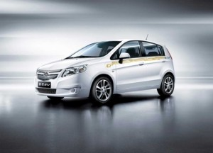sail springo ev 1 653 650x0 300x216 General Motors China Unveils Electric Vehicles in Four Flavors