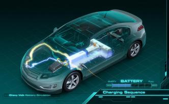 Chevy Volt's Lithium-Ion Battery, Better Protected Than the Tesla Model S' Battery?