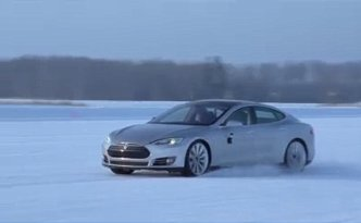Tesla Model S in Norway