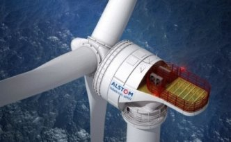 Heliade 150 Wind Turbine, courtesy of Alstom
