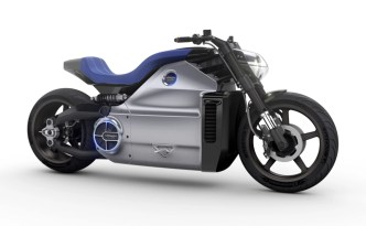 Voxan Wattman Electric Motorcycle - Hand-Built in Monaco