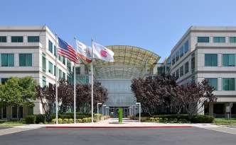 Apple Headquarters in Silicon Valley, Right Next Door to Tesla Motors?