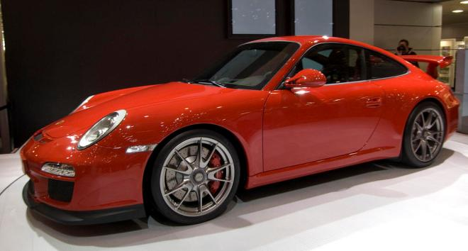 porsche 911 gt3 1 Two Porsche 911 GT3 Fires Prompt Recall