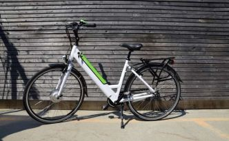IKEA FOLKVÄNLIG electric bicycle hits select stores in Austria