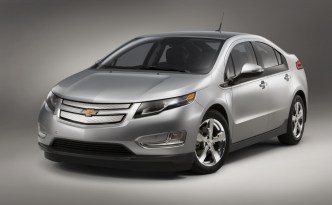 Chevy Volt Racks Up 500 Million Pure Electric Miles