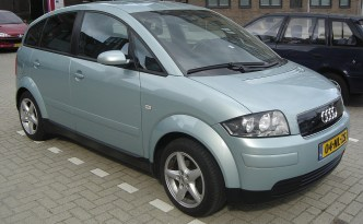 Last Decade's Audi A2, Fuel Economy Ahead of its Time.