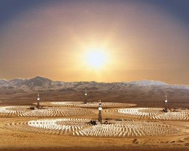 Even Oil Rich Gulf Countries Look to Renewable Energy