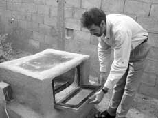 Solar Cooking Ovens: Another Eco-Solution from the Gaza Strip
