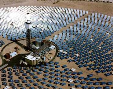BrightSource Cuts World's Largest Solar Energy Deal With SCE in California