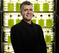 Isaac Berzin Enlists Israelis Into The Business of Algae for Biofuel