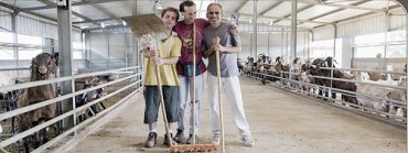 Kishorit Becomes Organic Utopia For the Mentally Disabled