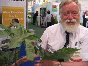 Kaiima Doubles Chromosomes To Make More Plant Power