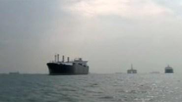 Ghost Merchant Marine Fleet In Malaysia An Echo Of What's Happening In Haifa
