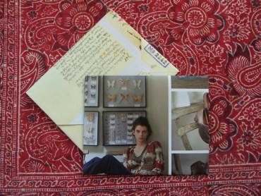 Think Again: Transform Junk Mail into Beautiful Envelopes