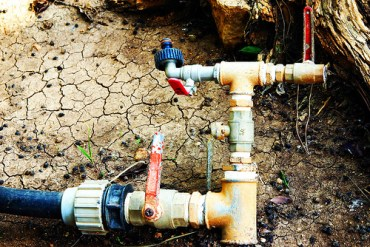 An Underground Water Tour of Israel's Domestic Water Pipes