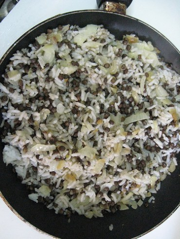 RECIPE – Flavors of Peasant Cooking: Majadra Means Lentils and Rice