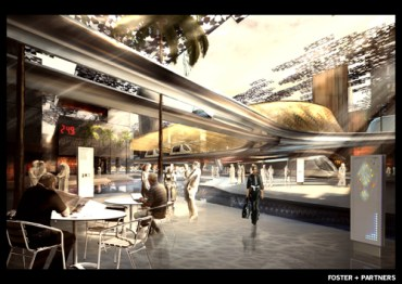 Masdar City's Dream of 100% Sustainability an Example for Other Countries