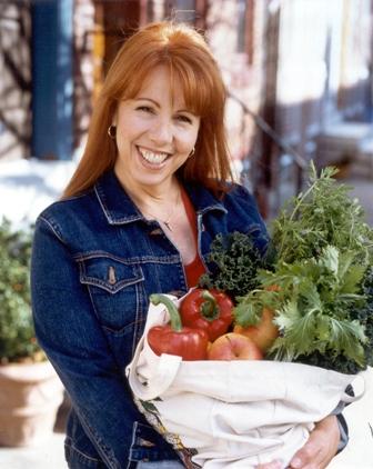 Organic Diet and Health Expert Christina Pirello Visits Israel
