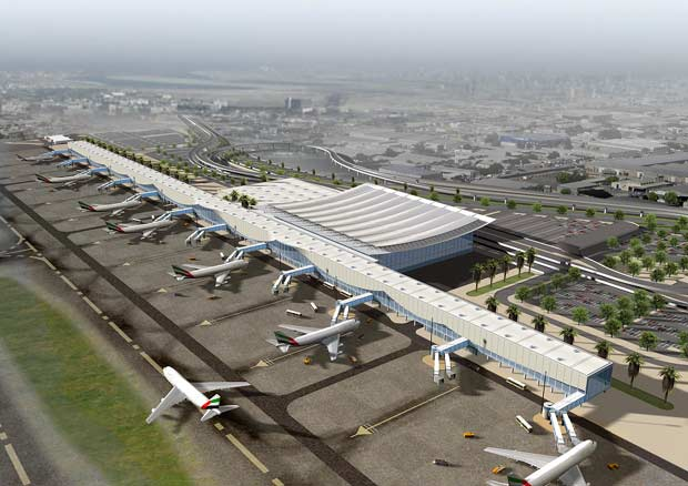 Middle East Airlines Wait for the Volcanic Ash to Settle