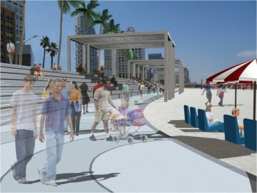 Tel Aviv Requests Public's Help in Boardwalk Redesign
