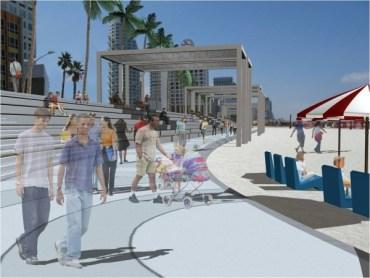Tel Aviv Requests Public's Help in Boardwalk Redesign