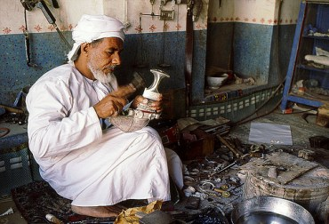 Omani Handicrafts Facing Extinction Versus Machine Made Imitations