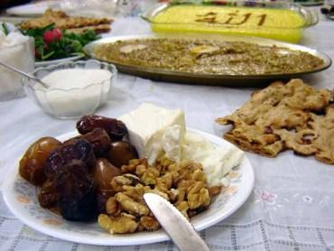 Have a Green and Joyful Sizdah Bedar (Persian New Year)