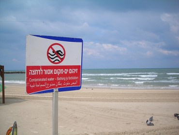 Join Zalul's Protest Against Sea Pollution in Tel Aviv