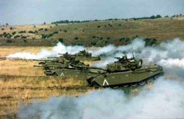 Israel's Army Makes Advances In Green, But Victory Comes First