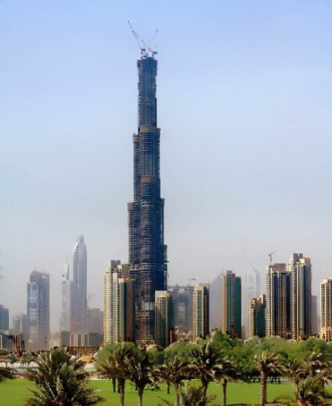 Burj Dubai and the Tower of Babel