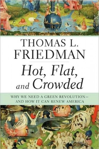 "Friedman's ""Hot, Flat and Crowded"" – The Perfect ""Green"" Starter Book"