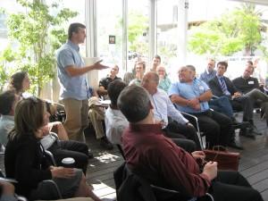 "New ""Cleantech Israel"" Group Meets in Herzliya"