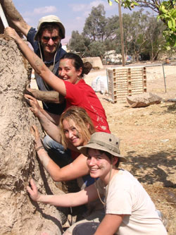 Study Abroad at Kibbutz Lotan, an Israeli Eco Village