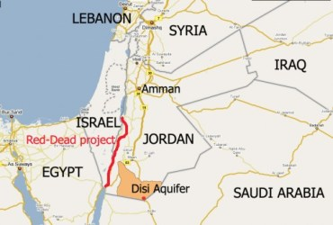 Drought in Jordan Calls People to Pray for Rain and the Controversial Dead-Red Peace Canal