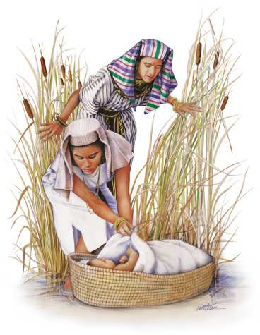 Breastfeeding and Judaism: Why Moses' Mother Didn't Put Bottles Into The Ark Of Bulrushes