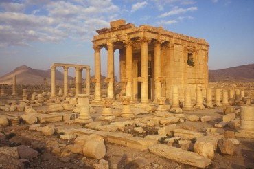 Eco Tourism in the Middle East: Syria
