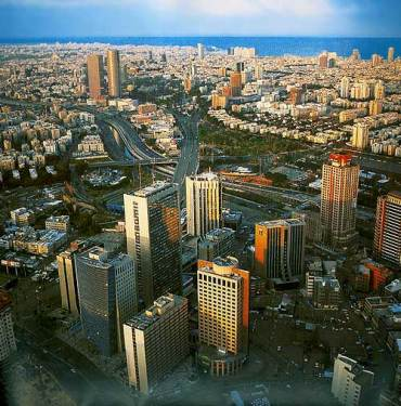 Free Concert Powered By Falafel Oil Brings Earth Hour and Earth Day to the Tel Aviv Masses