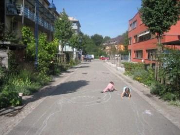 Vauban, the German Suburb without Cars