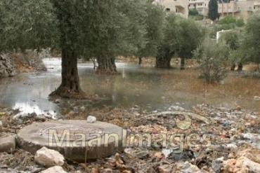 Palestinians Repair Crumbling Infrastructure to Weather Water Crisis