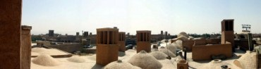 The Wind Catchers of Yadz Make Green Building in Iran
